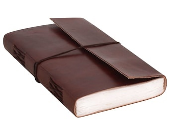 Gusti Leather ' sophia ' book Notebook Diary
