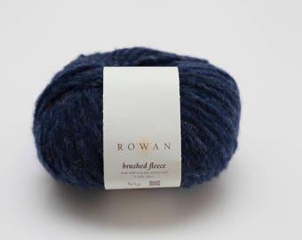 Rowan Brushed Fleece 272-Blue Grotto