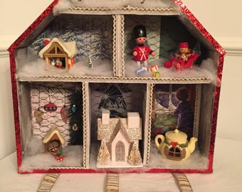 Christmas Card Hanger