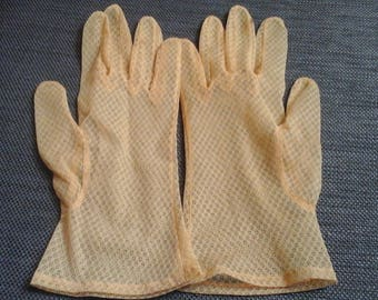 Fine women's Gloves lace design