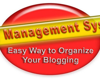 Blog Management System-26 Easy-to-Use Blogging Forms That Will Make Your Blogging Life Feel Organized!
