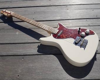 "Nguni tenor guitar. 22.8"" scale length. Gig bag included"