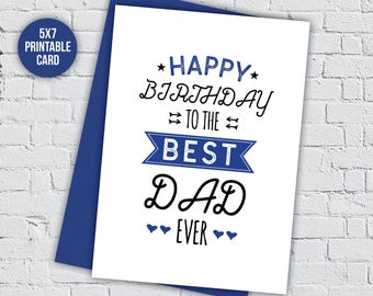 gift for dad, dad birthday gifts, dad gift, father gift, father's gift, dad card, birthday dad, card for dad, birthday printable