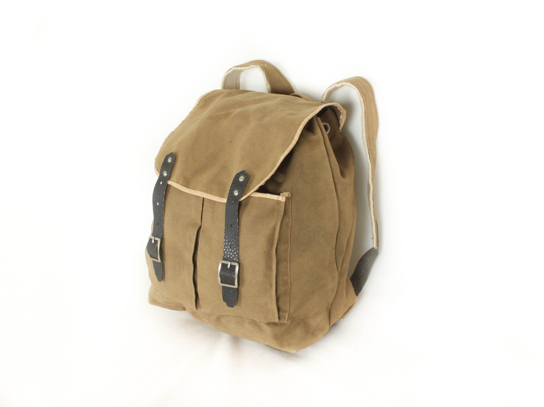 Canvas Hiking Backpack- Fenix Toulouse Handball 8fb6ee8361564
