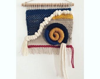 "Small weaving ""Romeo"""