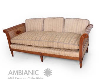 French Empire 19th Century Daybed
