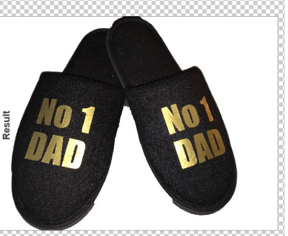 New Dad dad slippers dad gift new dad gift daddy mens AQ04