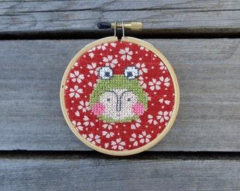 Froggy boy