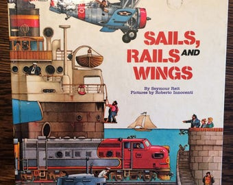 Sails, Rails and Wings