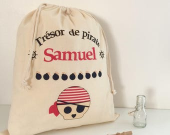 Grand Bazaar pirate - personalized pouch bag