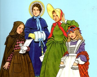 Little Women Paper Dolls Amy Meg Jo Beth Christmas Play Party Clothes Meg's Wedding Louisa May Alcott Book by Tom Tierney
