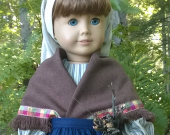 "St. Bernadette Peasant Catholic Doll Clothes for 18"" dolls - FREE SHIPPING"