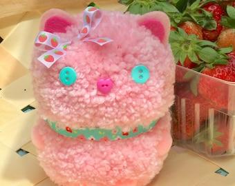 Strawberry Snowbelle Plushy