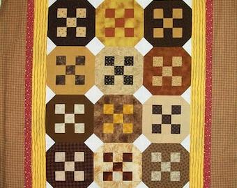 Cookies & Milk Quilt Pattern