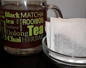 10 Organic Rooibos Chai Tea Bags