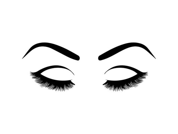 eyelashes coloring pages - photo#33