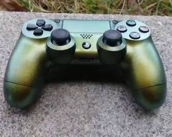 Custom painted PS4 Duelshock controller