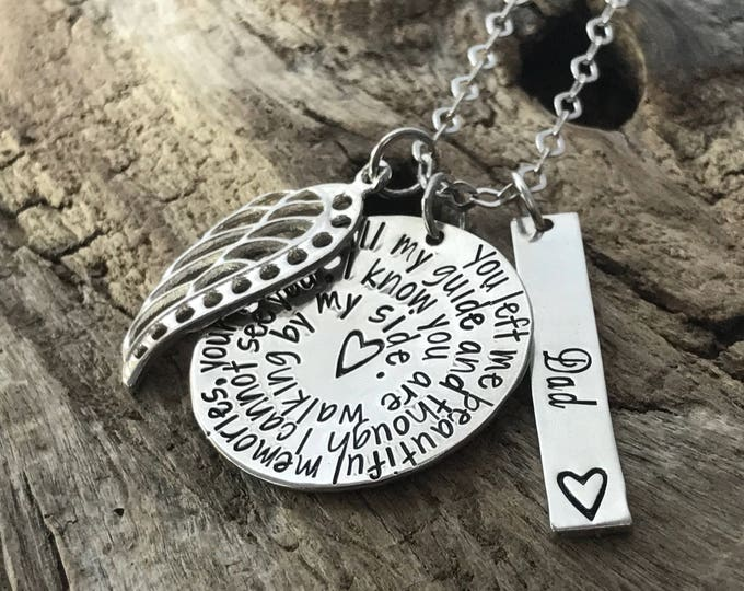 Loss of a mom | Sympathy necklace | Loss of a Mother | Remembrance Jewelry | Memorial Jewelry | Grieving loss of mother | Grandma memorial