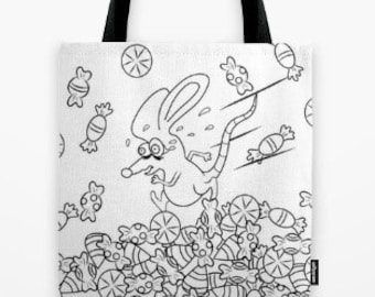Candy Dash - Colorable Bag