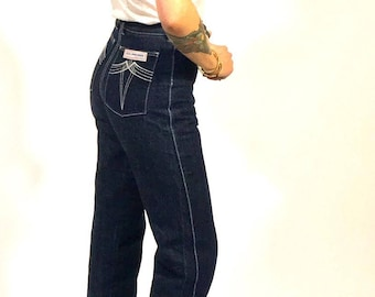 Jean-Philippe 70s Highrise Jeans with Pocket Detail