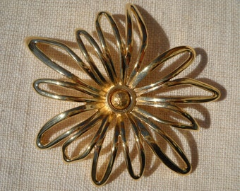 Superb GIVENCHY 80's brooch