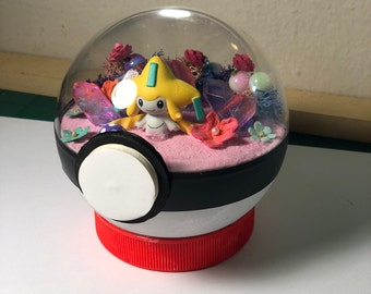 Pokemon Pokeball: Jirachi
