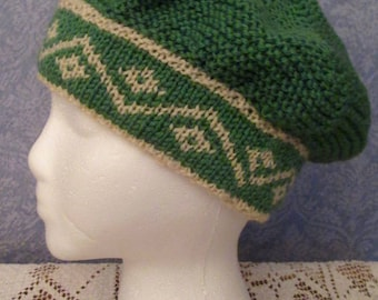 Finnish Knitted Hat