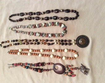Necklace Destash
