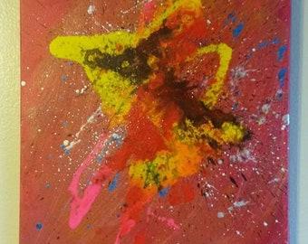 Abstract painting, abstract art, wall art, wall art, home decor, wall decor, abstract wall art, art abstract, abstract canvas art