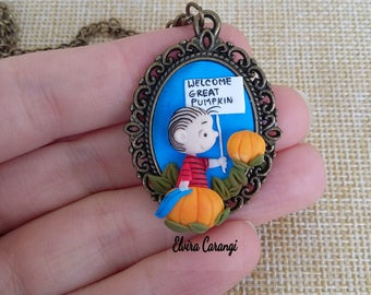 Peanuts great pumpkin