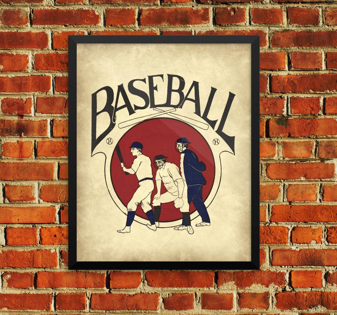 Fancy Baseball Wall Art Mold - All About Wallart - adelgazare.info