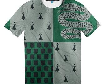 Slytherin - Harry Potter T-shirt, Men's Women's All Sizes
