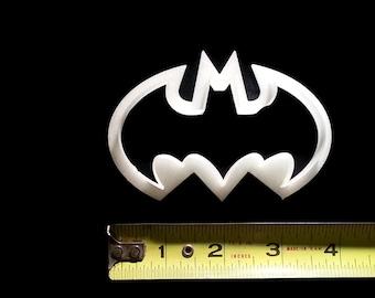 3D Printed Batman Cookie Cutter