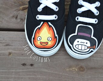 CLEARANCE! Custom Shoes - Toddler/Kids Studio Ghibli Shoes