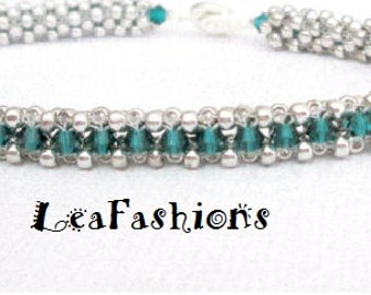 LeaFashions handmade classic bracelet for women