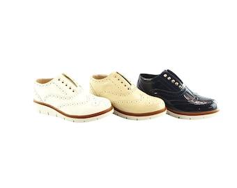 Liyu Women Brogues Casual Shoes