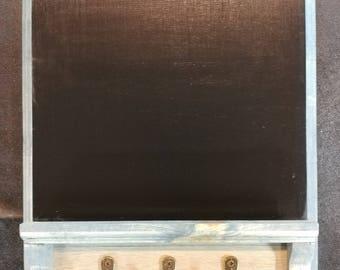 Chalkboard Key Holder