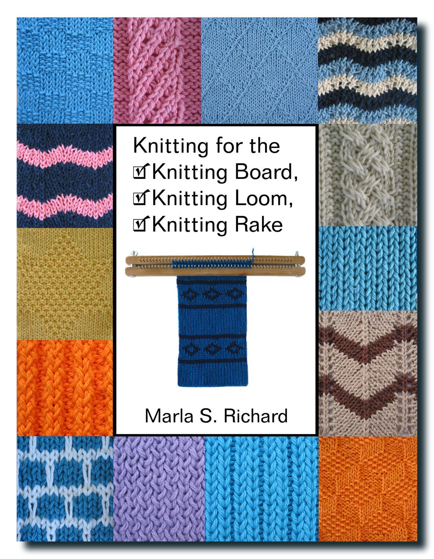 Knitting for the Knitting Board Knitting Loom Knitting Rake