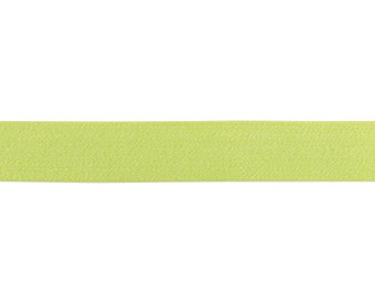 1 m Rubber band lime Mottled-40 mm wide