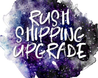 Rush Priority Shipping Add On Upgrade