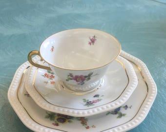 Rosenthal  Teacup, saucer & desert plate