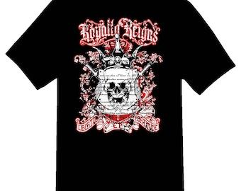 Royalty Reigns 471 Tee Shirt 08132016