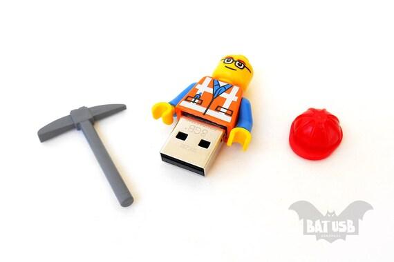 Lego worker usb 8/16/32/64GB Memory Stick Lego® original