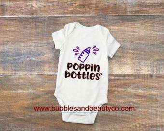 Poppin Bottles bodysuit