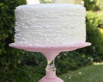 Wedding Cake Stand Cup Cake Stand Serving Platter Made To order