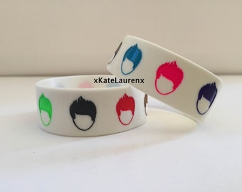 Michael Clifford Hair Bracelet (5 Seconds of Summer) (5sos)