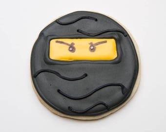 Biscuits de ninja LEGO (3 douzaines)