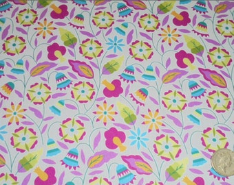 Tana lawn fabric from Liberty of London, Bobo