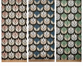 Premier Prints modern flower Curtain Valance choose color