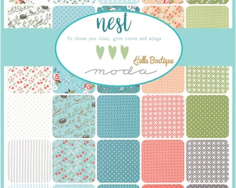 Nest Half Yard bundle by Lella Boutique  -  Complete set